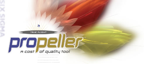 Propeller A Cost of Quality Tool
